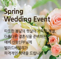 Spring Wedding Event