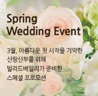 Spring Wedding Event