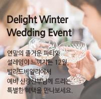 Delight Winter Wedding Event